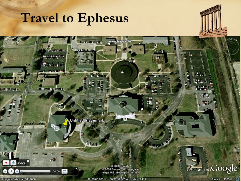 Travel to Ephesus