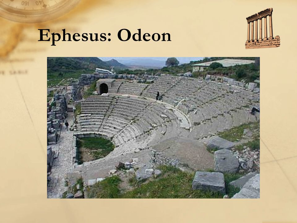 Ephesus: Odeon