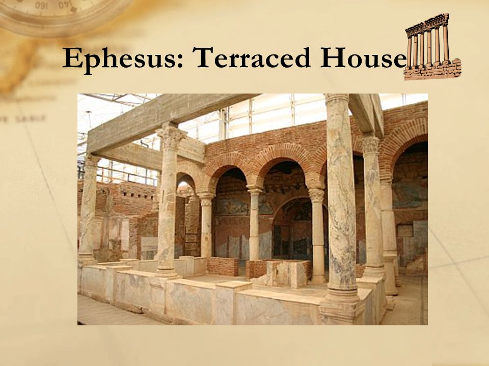 Ephesus: Terraced House