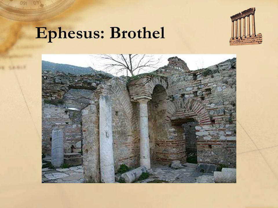 Ephesus: Brothel