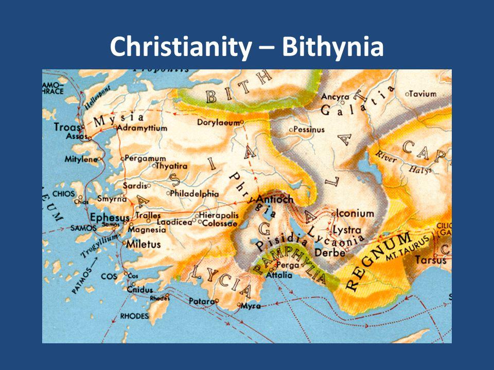 Christianity – Bithynia