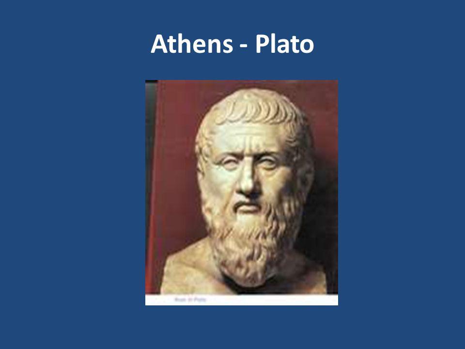 Athens - Plato