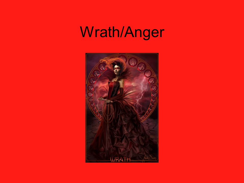 Wrath/Anger