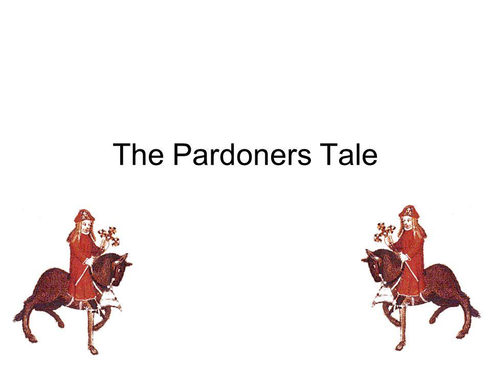 The Pardoners Tale