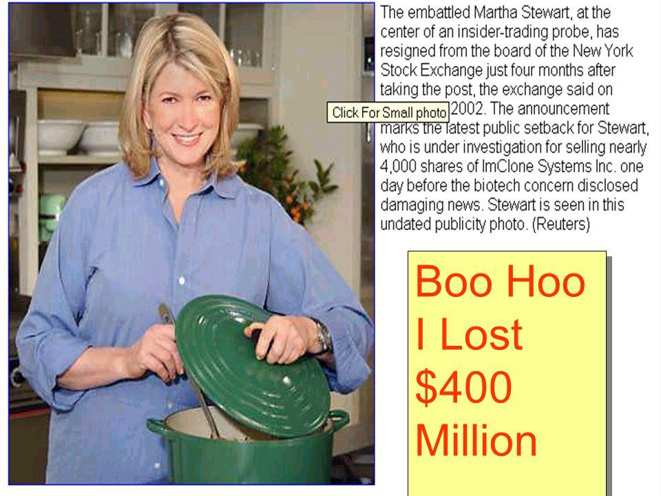 Boo Hoo I Lost $400 Million