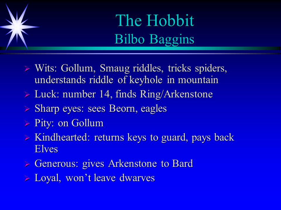 The Hobbit Bilbo Baggins