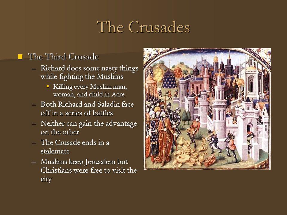 The Crusades The Third Crusade