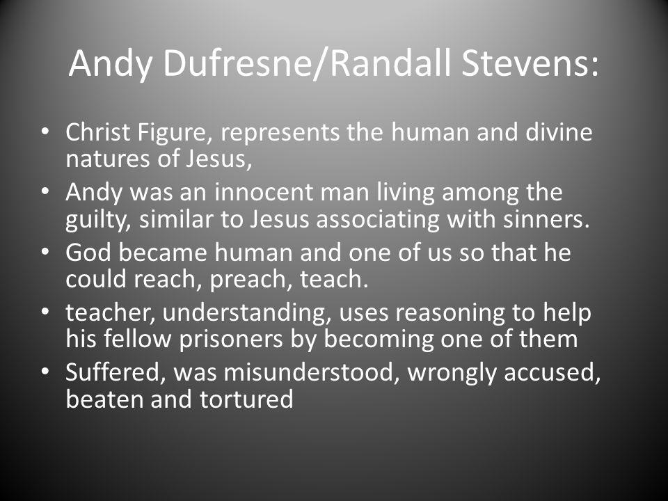 Andy Dufresne/Randall Stevens: