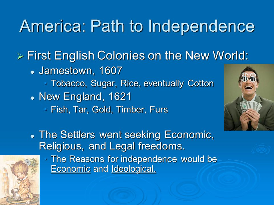America: Path to Independence
