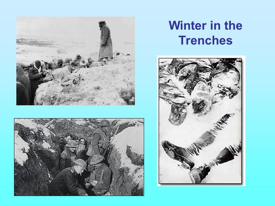 Winter in the Trenches