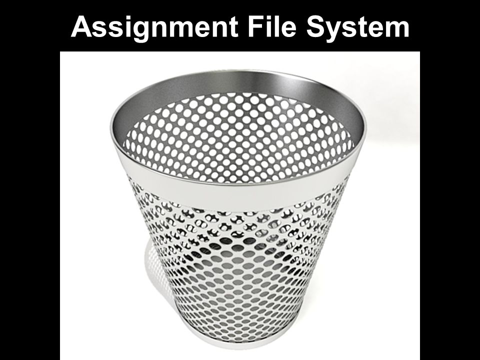 Assignment File System