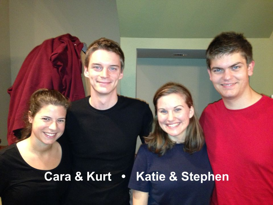 Cara & Kurt • Katie & Stephen