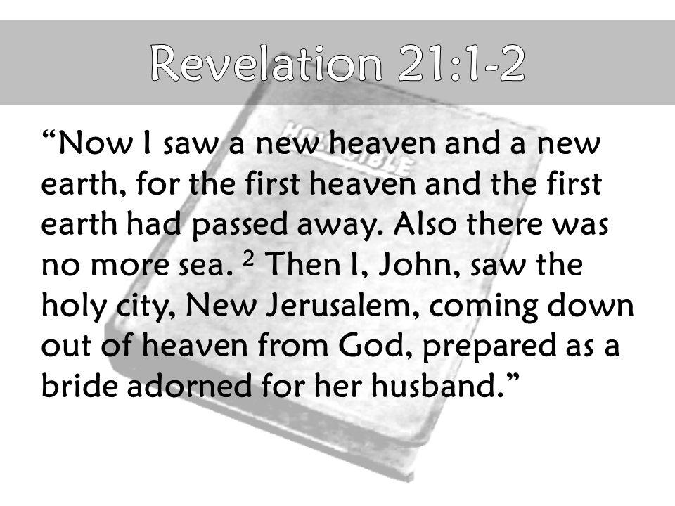 Revelation 21:1-2
