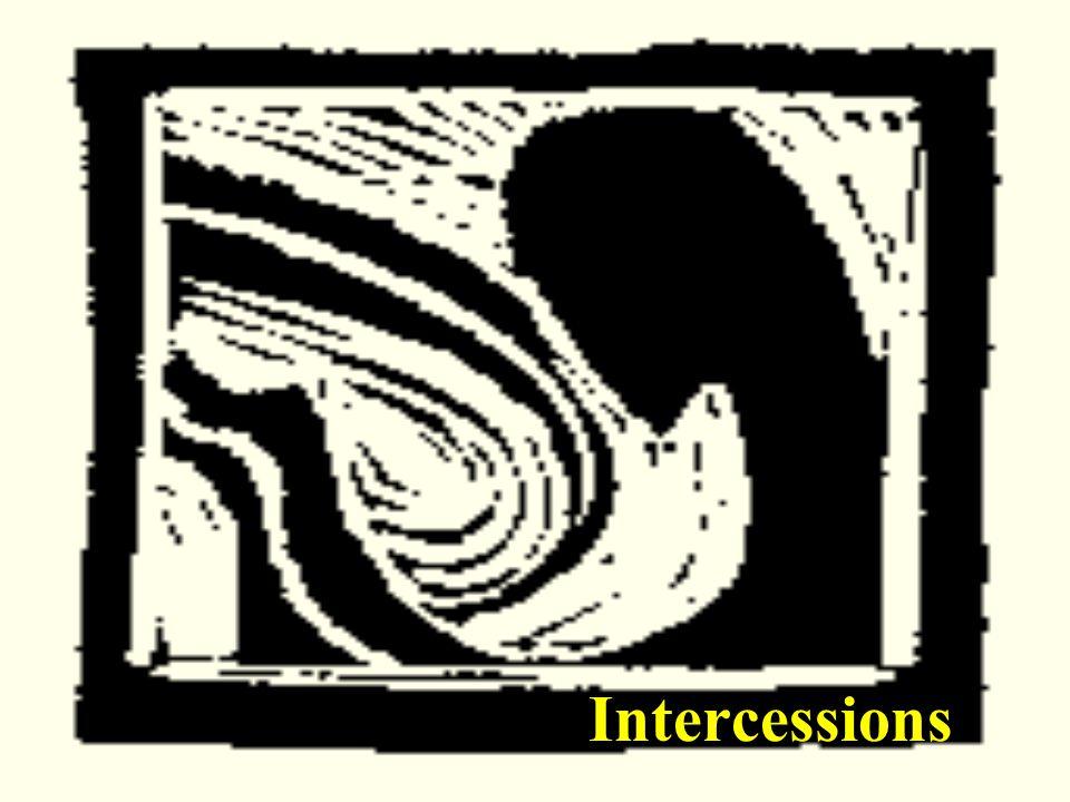 Intercessions