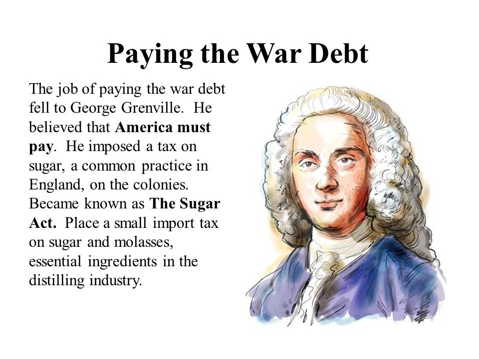 Paying the War Debt