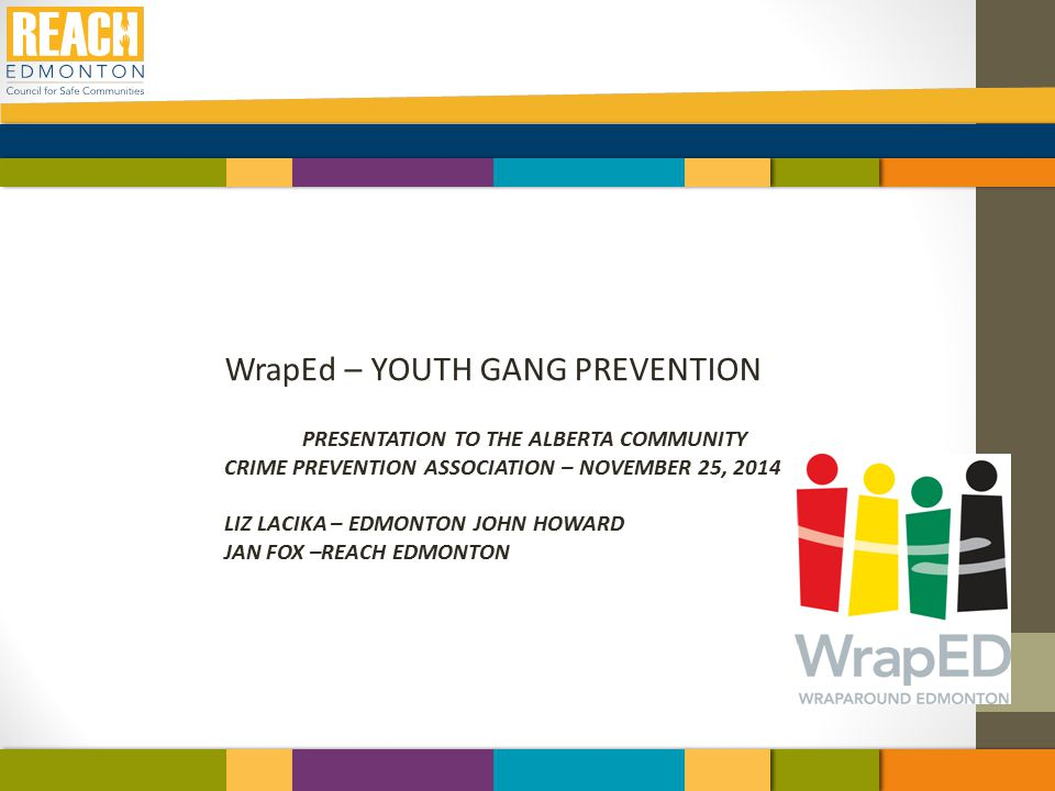 WrapEd – YOUTH GANG PREVENTION