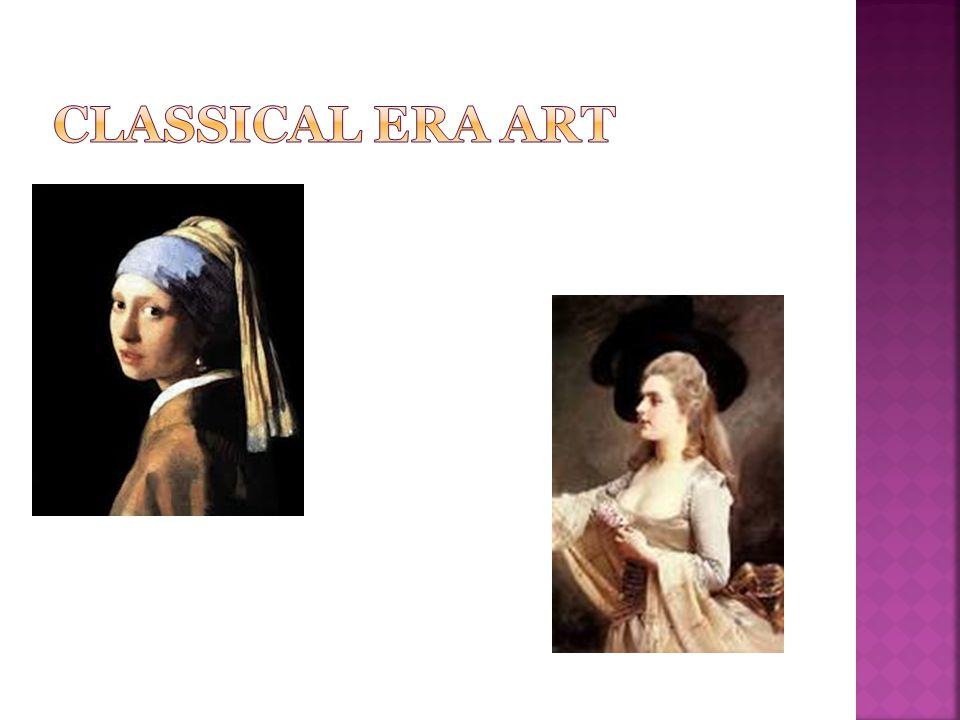 Classical Era ARt