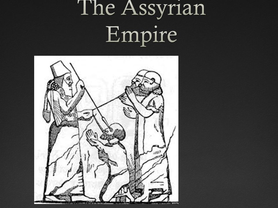 The Assyrian Empire Chapter 4: 2