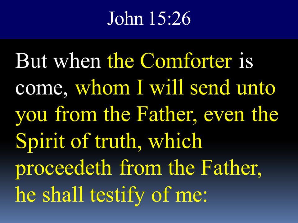 John 15:26