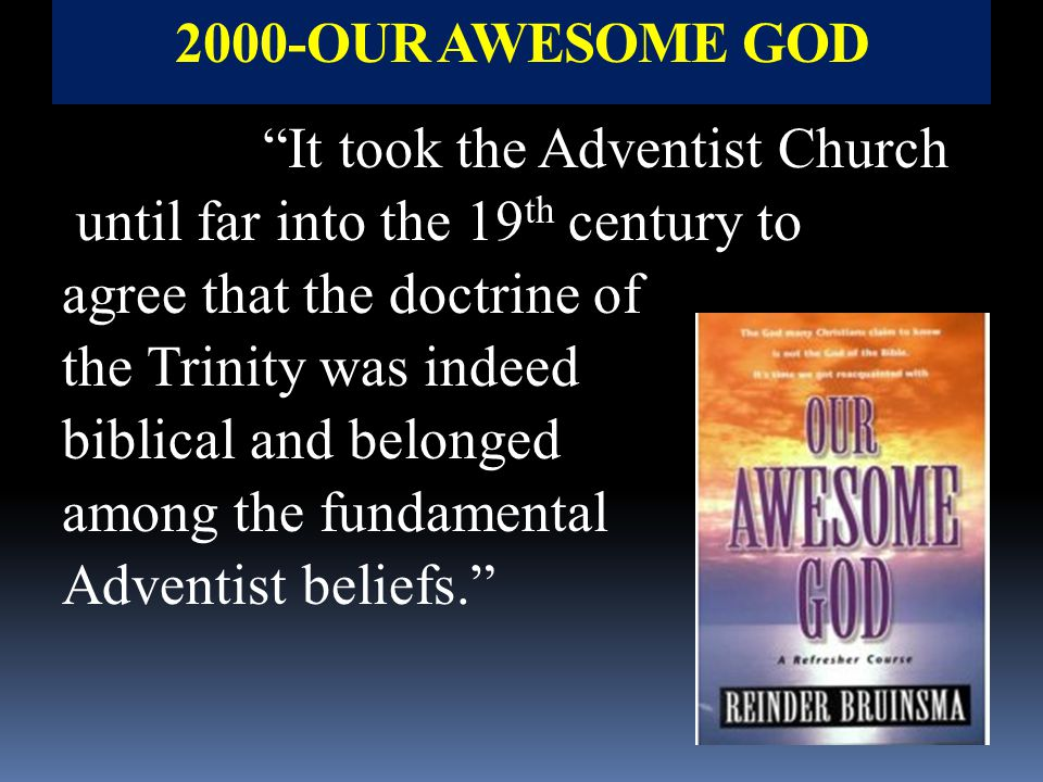 until far into the 19th century to agree that the doctrine of