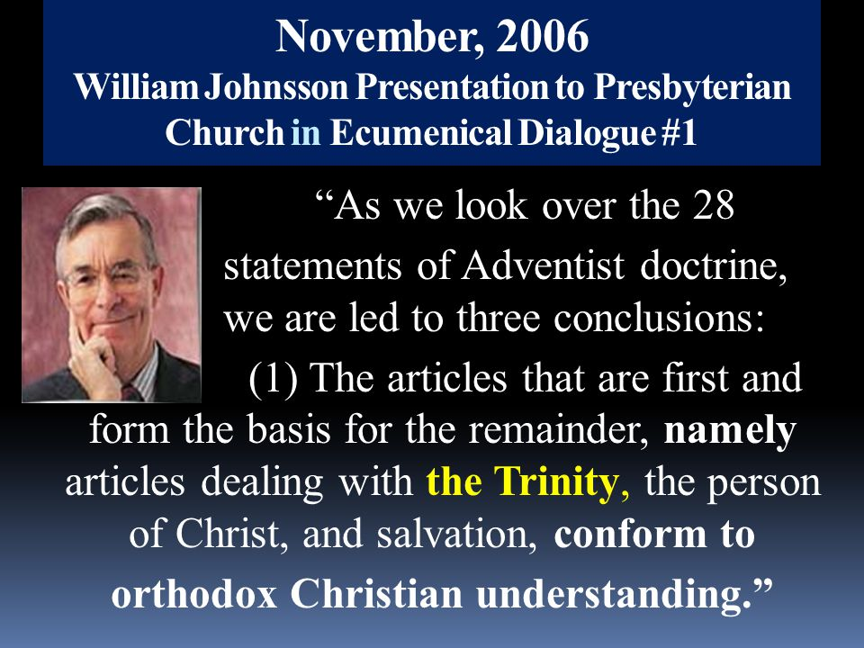 orthodox Christian understanding.