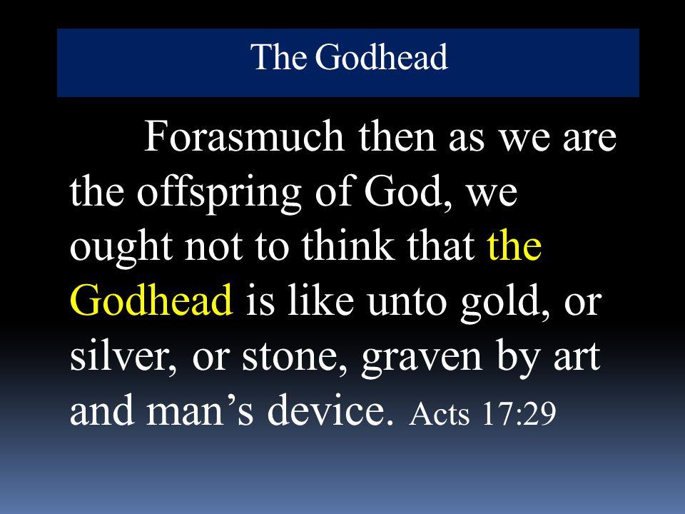 The Godhead