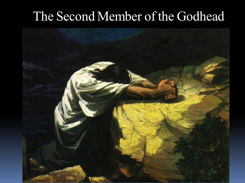 The Second Member of the Godhead