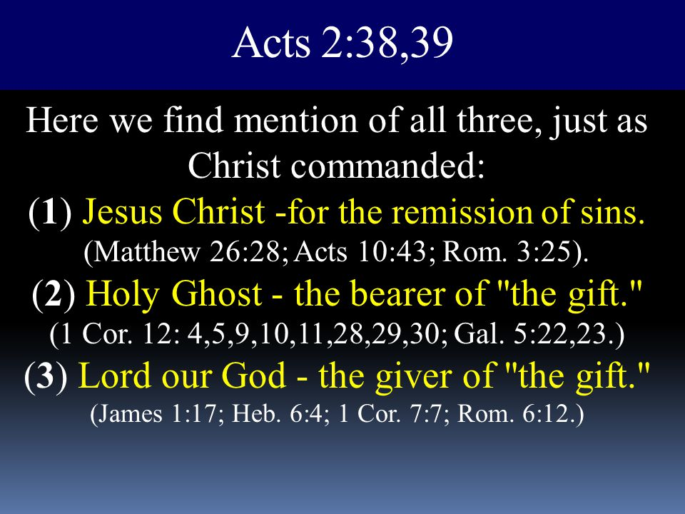 Acts 2:38,39