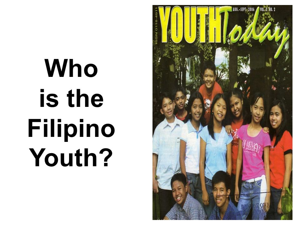 Who is the Filipino Youth