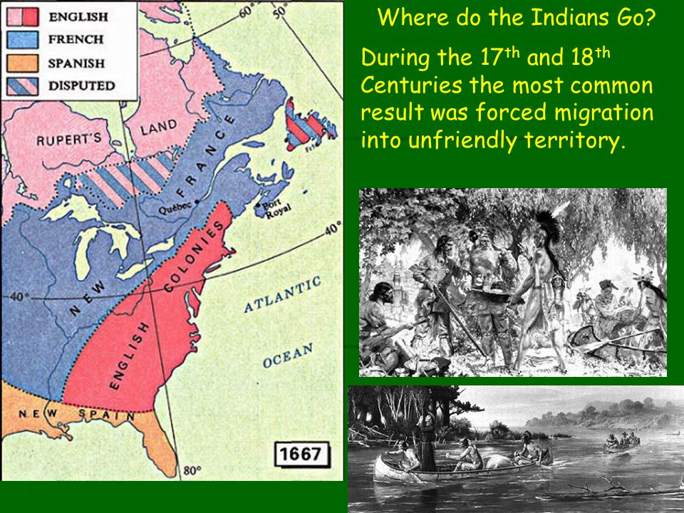 Where do the Indians Go.