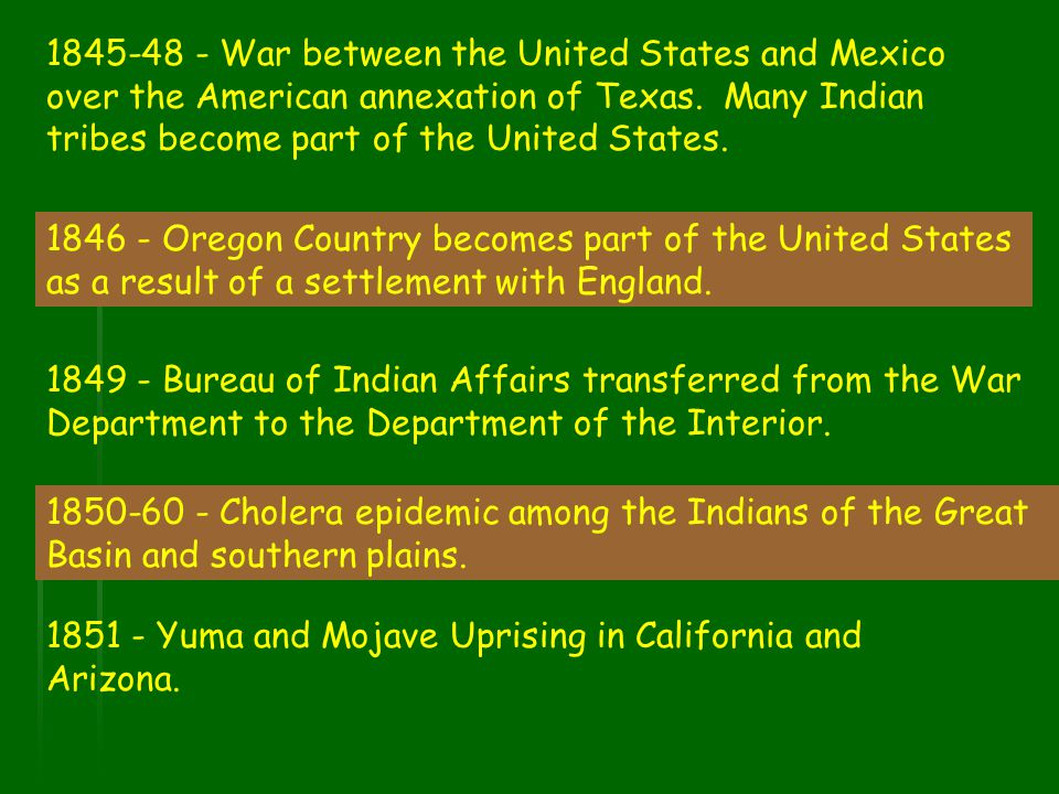 Tribal Nations & the United States: An Introduction