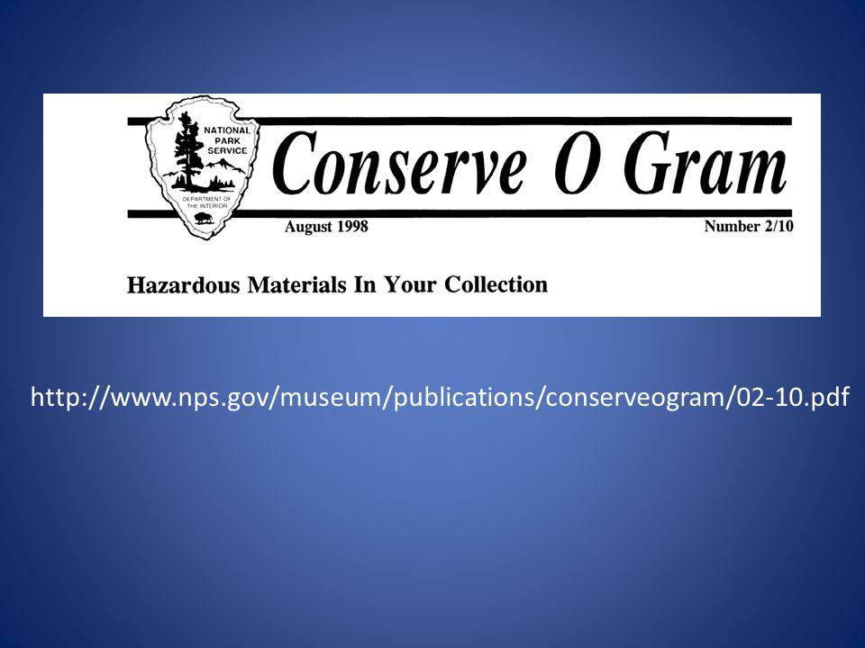 http://www.nps.gov/museum/publications/conserveogram/02-10.pdf