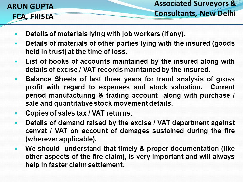 Associated Surveyors & Consultants, New Delhi