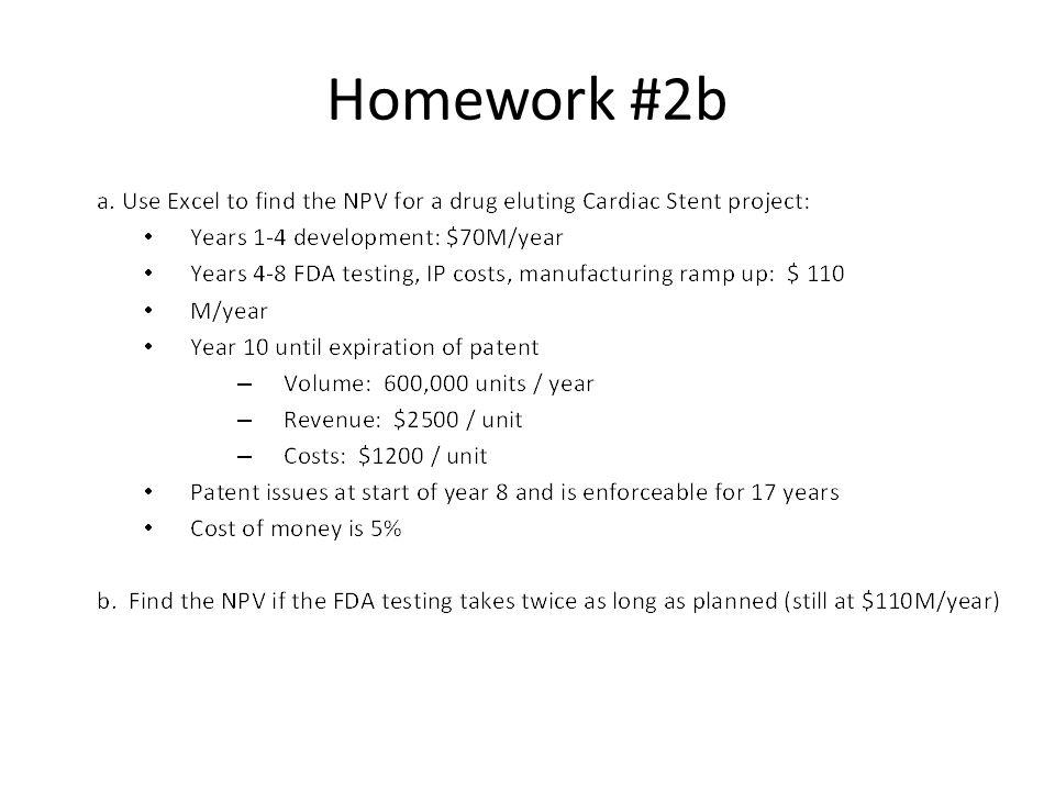 Homework #2b