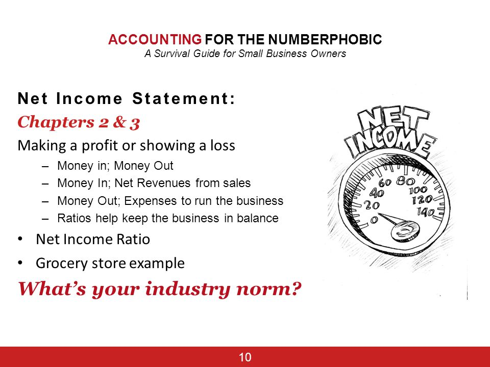 What's your industry norm