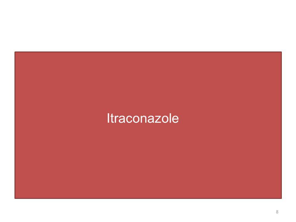 Itraconazole Itraconazole