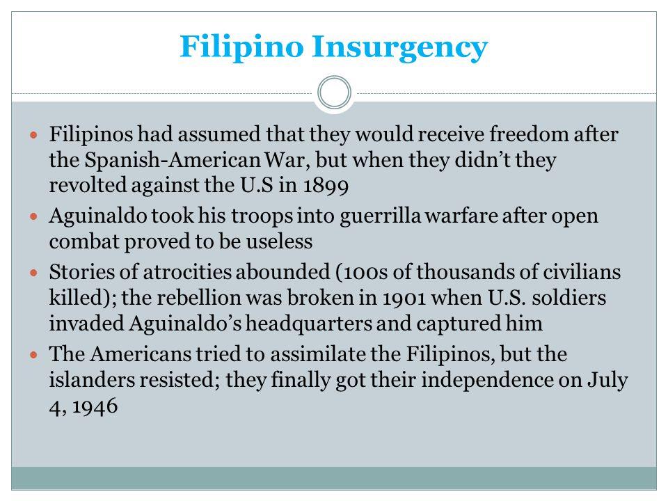 Filipino Insurgency
