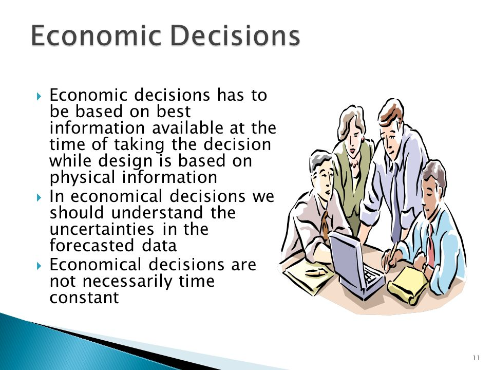 economic decision Concepts of economics and decision making we use your linkedin profile and activity data to personalize ads and to show you more relevant ads.