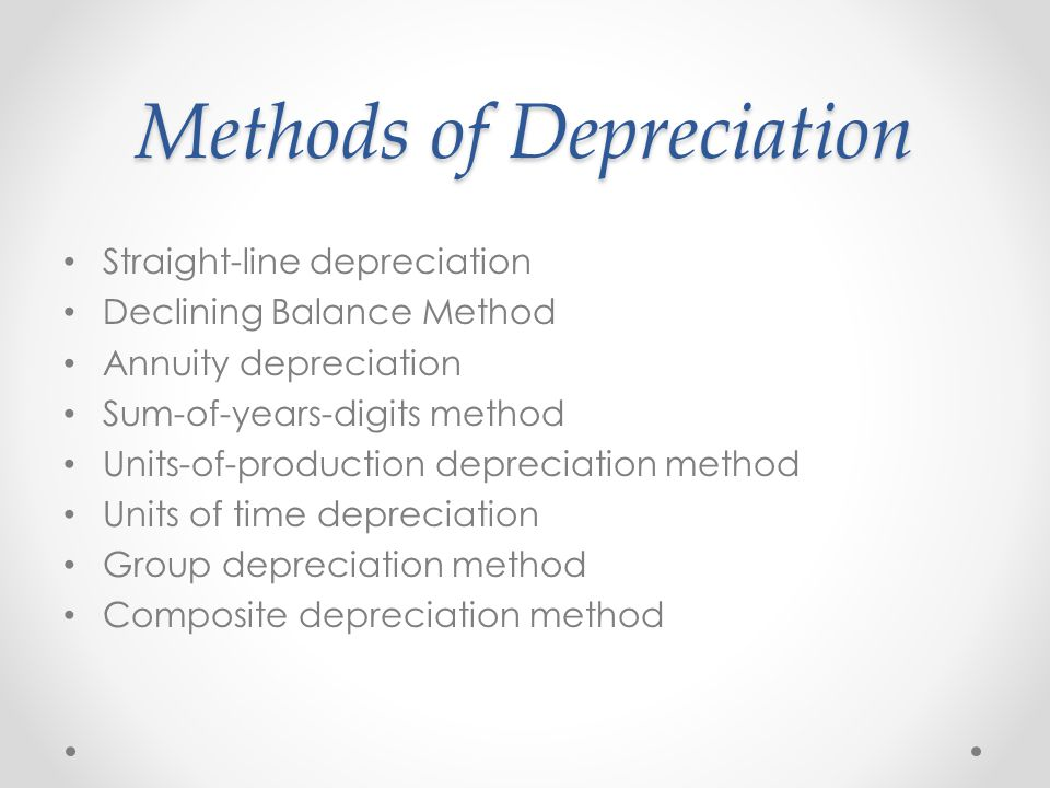 Deprecation Ppt Video Online Download