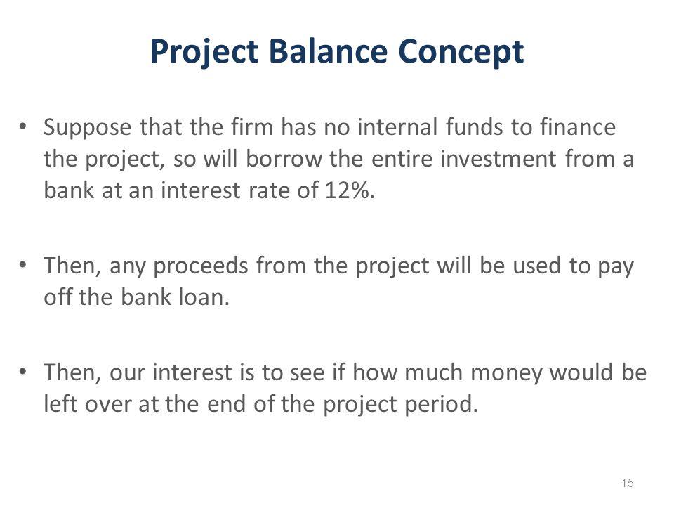 Project Balance Concept