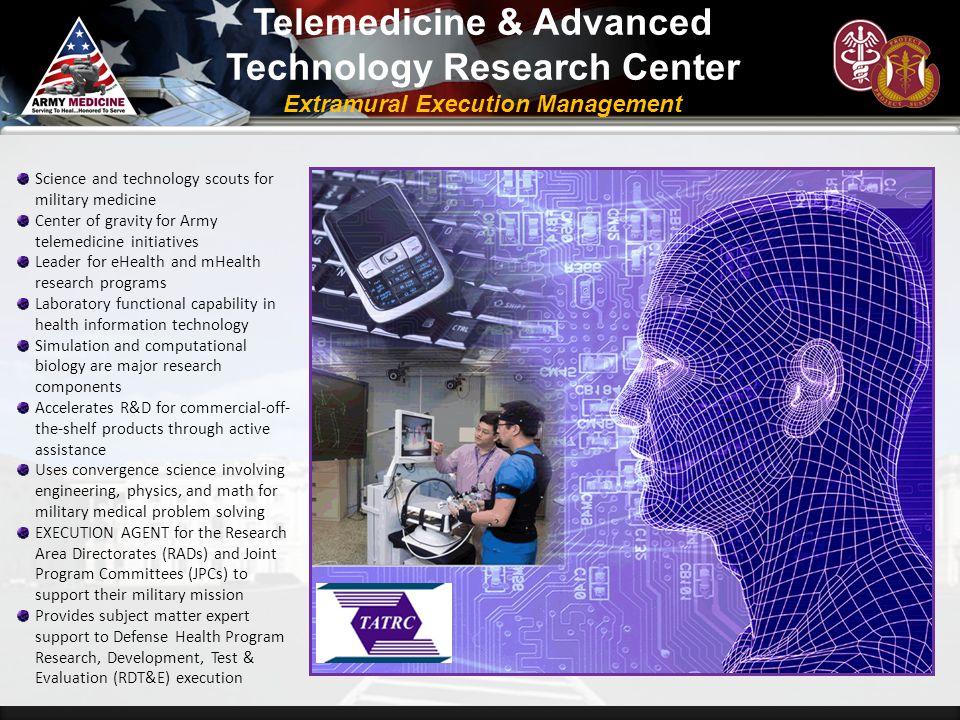 Telemedicine & Advanced Technology Research Center