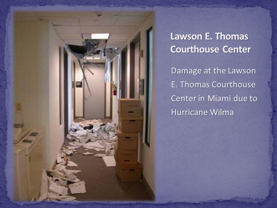 Lawson E. Thomas Courthouse Center