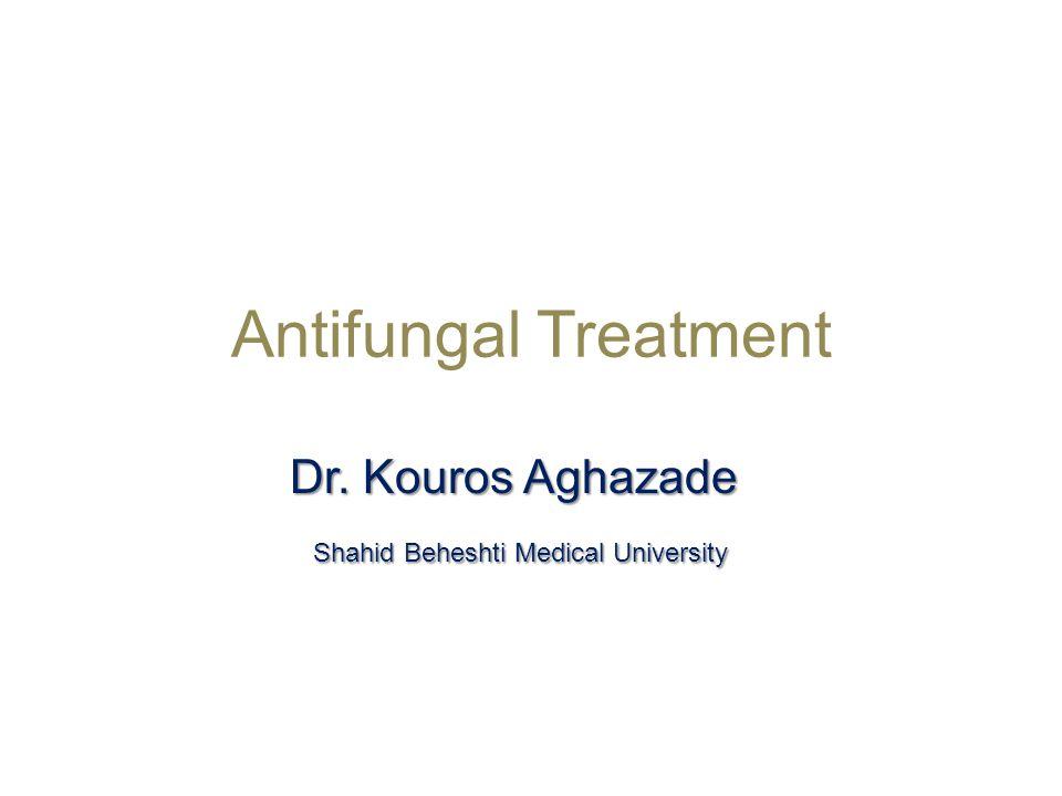 Dr. Kouros Aghazade Shahid Beheshti Medical University