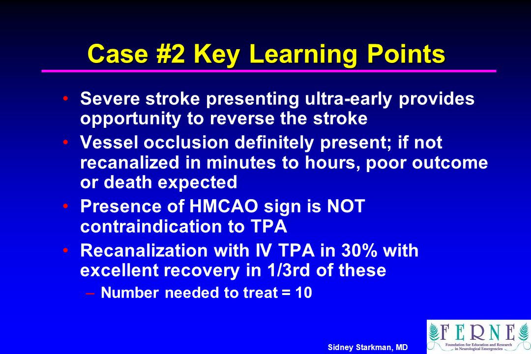 Case #2 Key Learning Points
