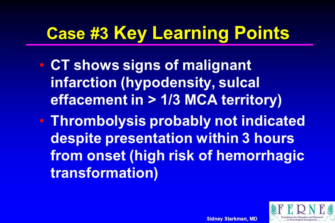 Case #3 Key Learning Points