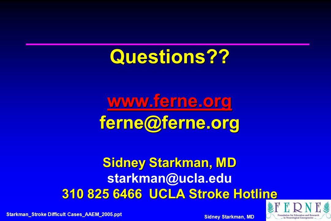 Questions. www. ferne. org ferne@ferne