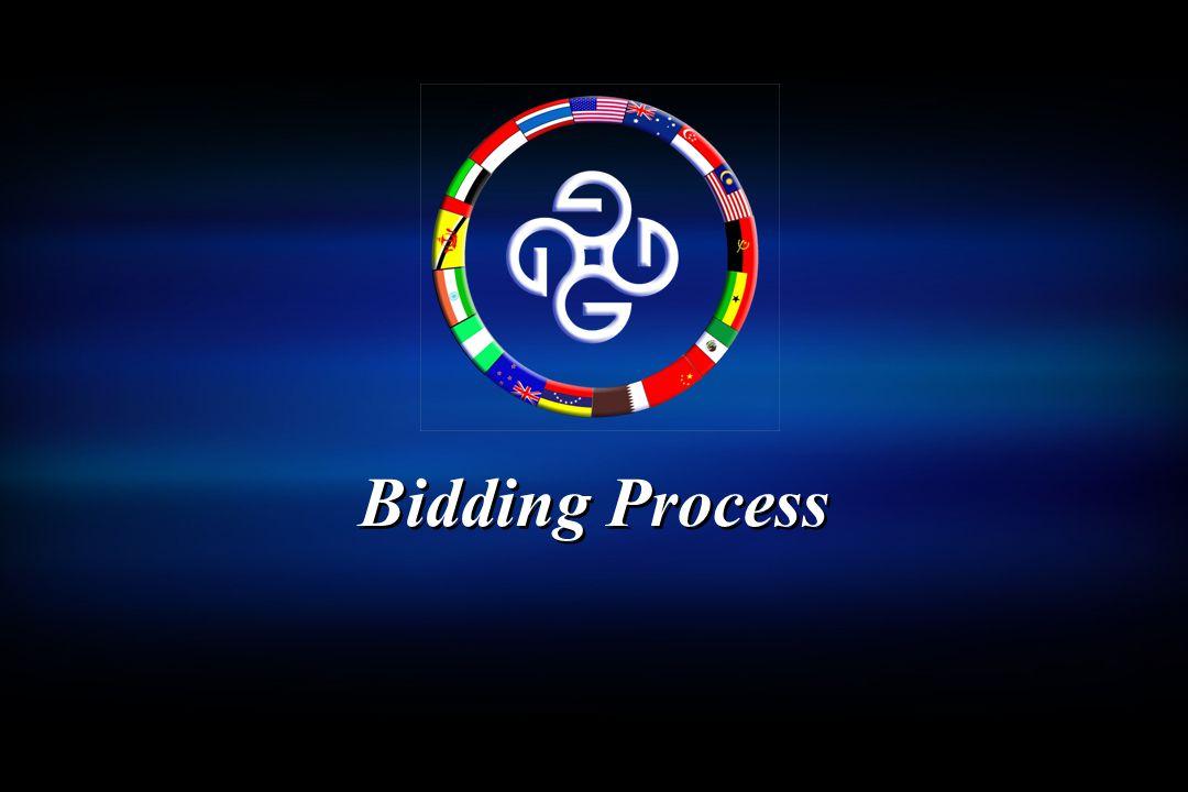 Bidding Process