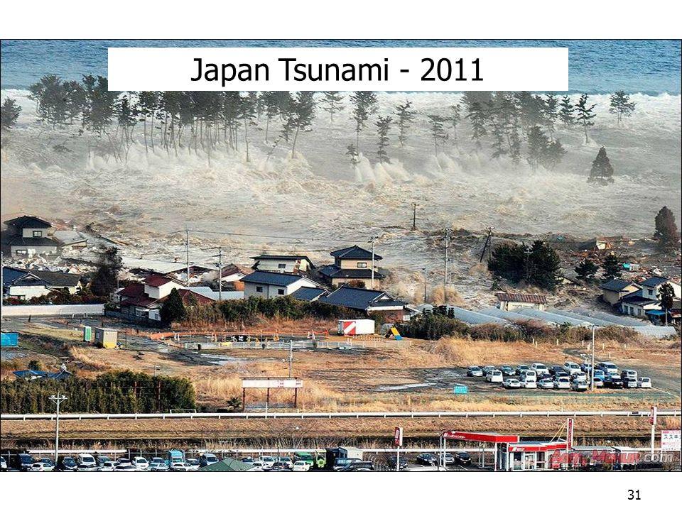 Japan Tsunami - 2011