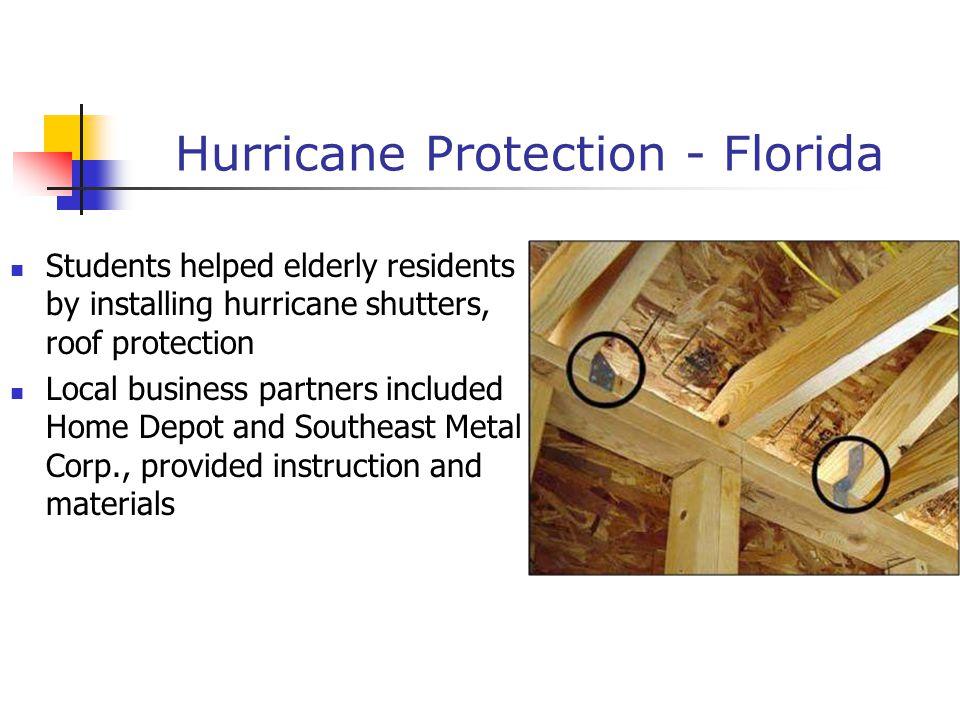 Hurricane Protection - Florida