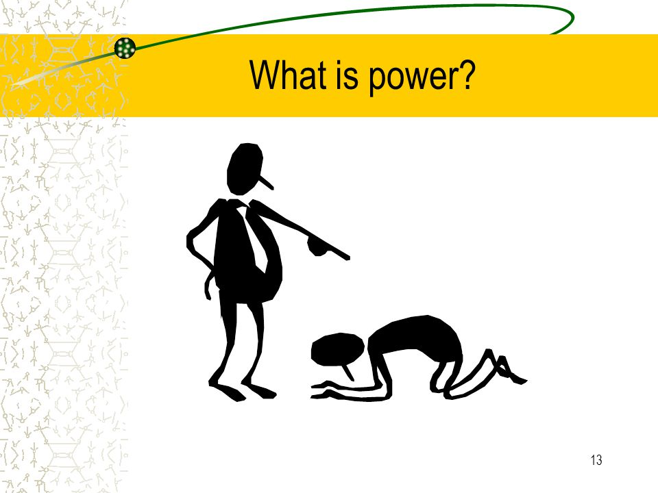 What is power